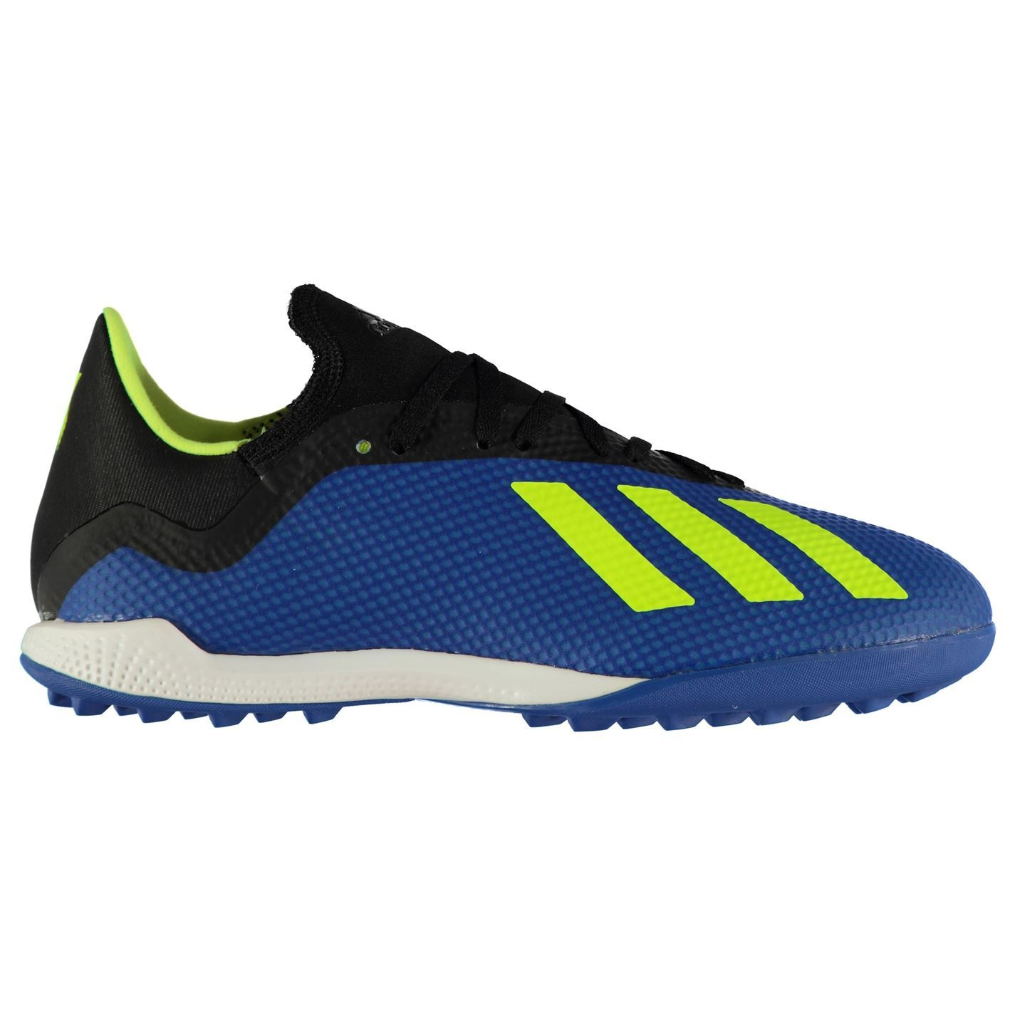 adidas-Mens-X-Tango-18-3-Astro-Turf-Trainers-Football-Boots-Lace-Up-Lightweight
