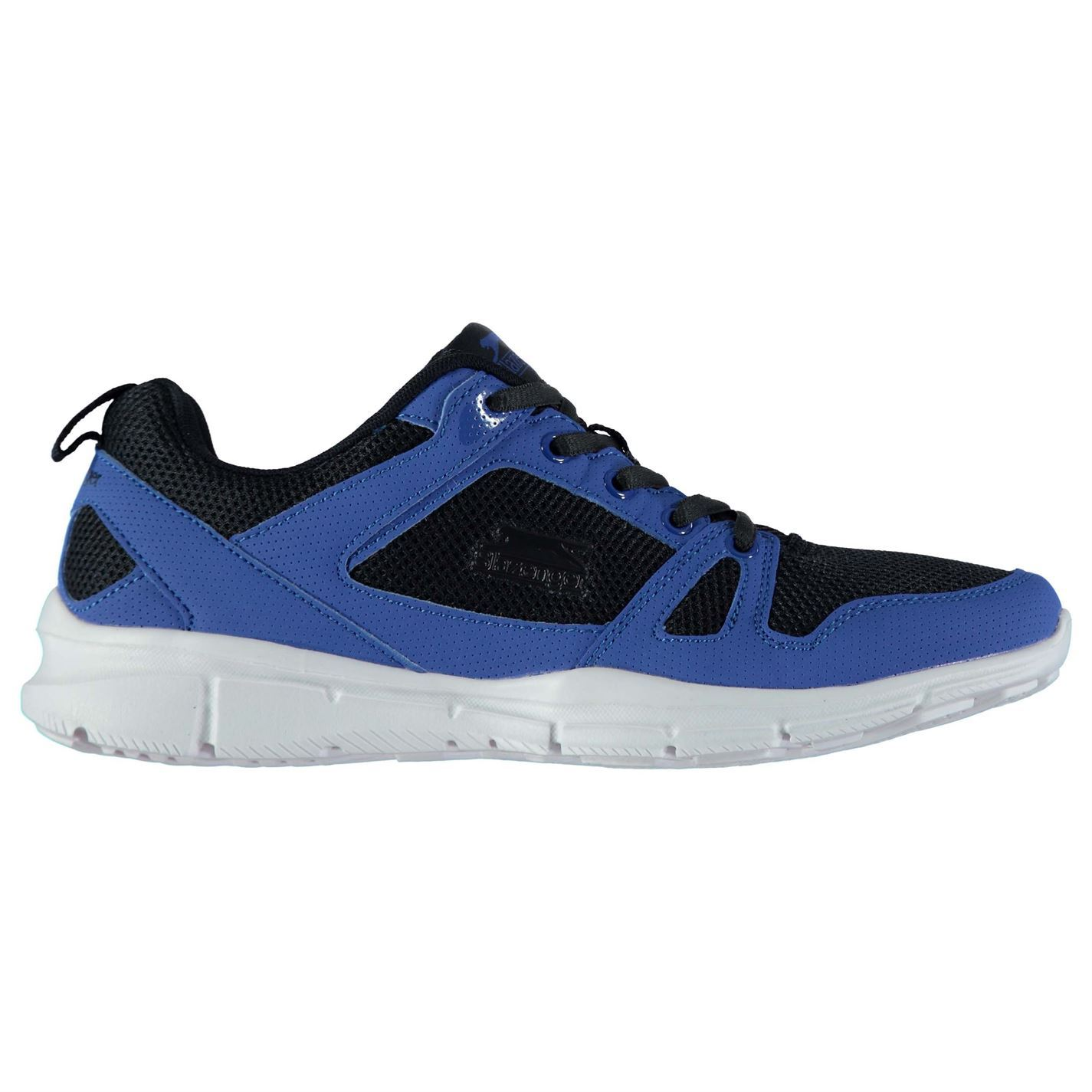 Slazenger-Mens-Force-Mesh-Running-Shoes-Lace-Up-