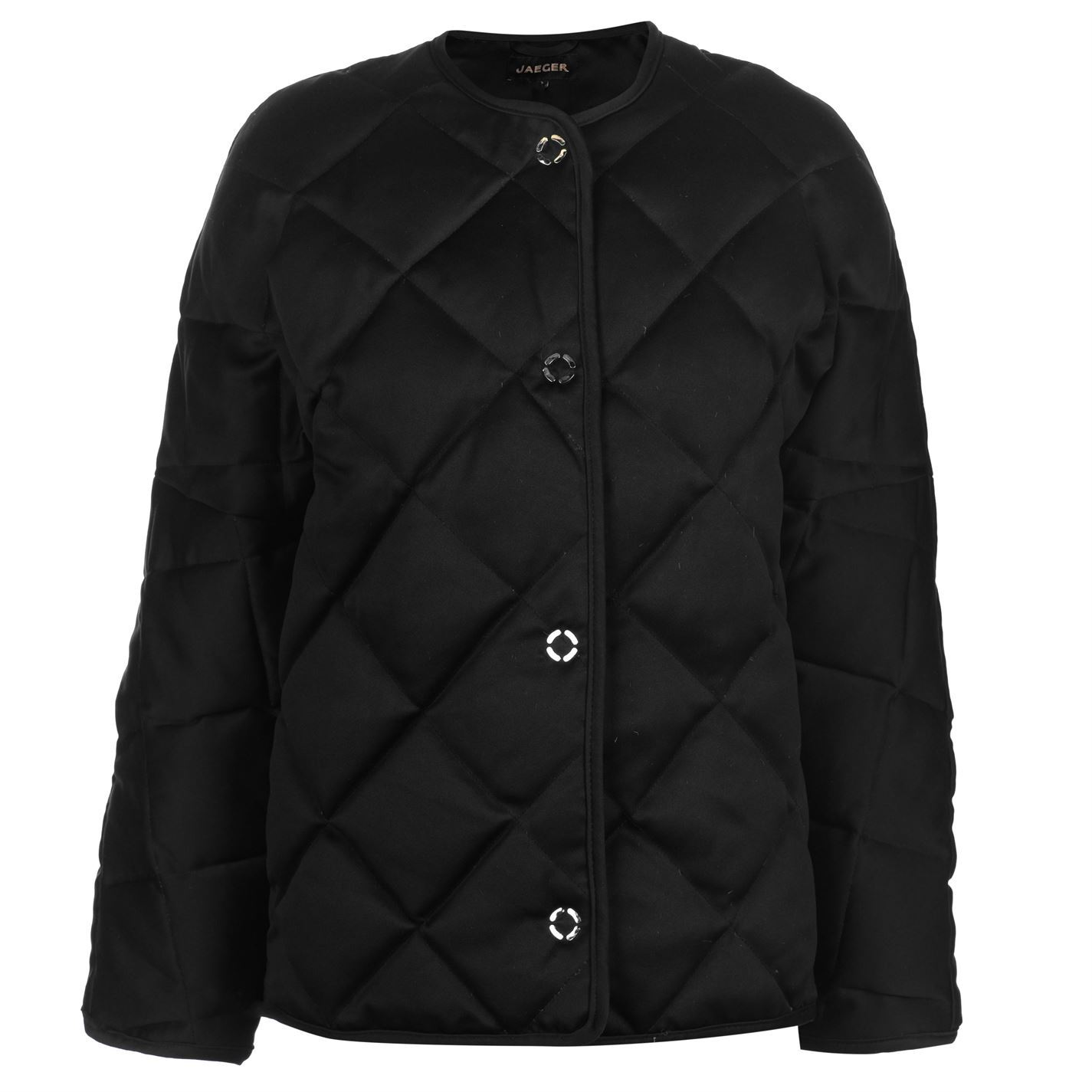 Jaeger-Jck-Lds-Ladies-Padded-Jacket-Coat-Top