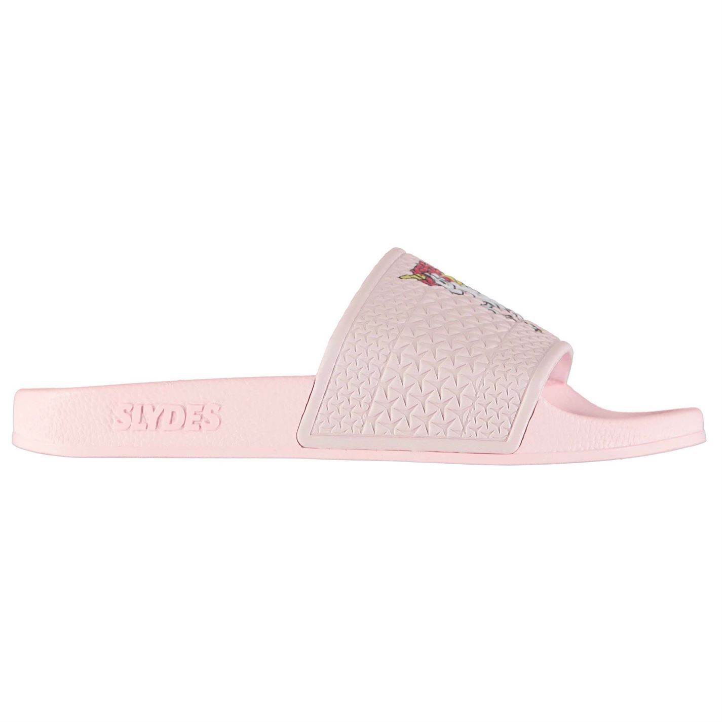 Slydes-Womens-Pina-Unicorn-Sliders-Shoes-Slip-On-Water-Pool-Beach-Summer