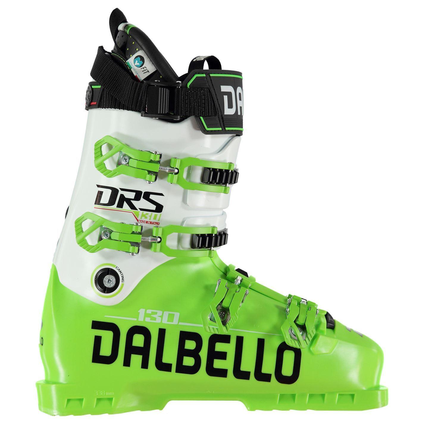 Dalbello DRS Caballeros 130 Botas de esquí para hombre Caballeros DRS Correa Hebilla 597c7d
