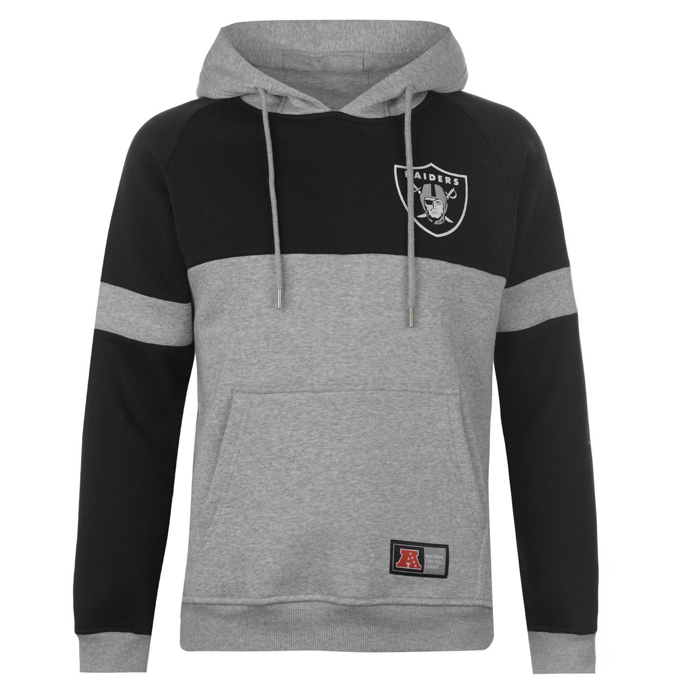 Da Uomo Felpa NFL Logo Felpa Uomo con cappuccio OTH Con Cappuccio Nuova 04bb61