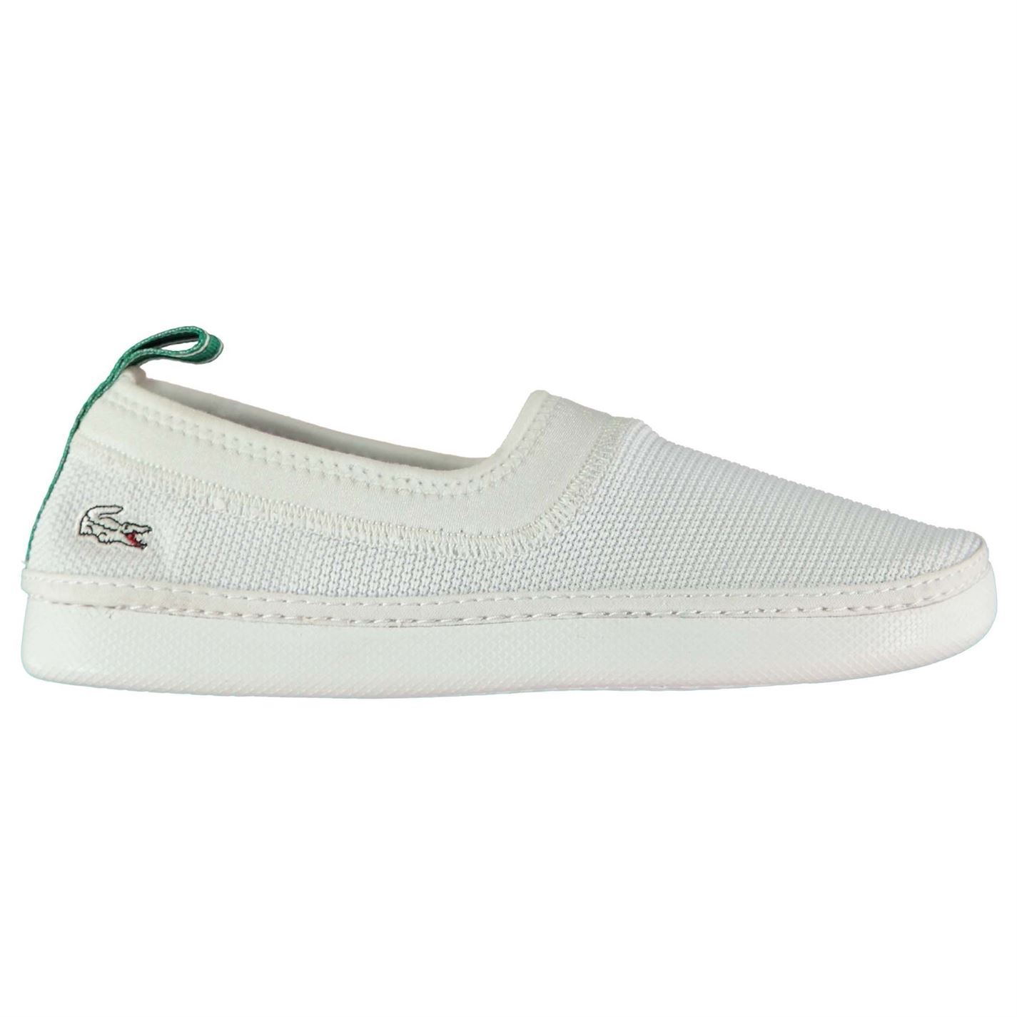 473454844163 Details about Kids Lacoste Lydro 118 Childs Low Trainers New