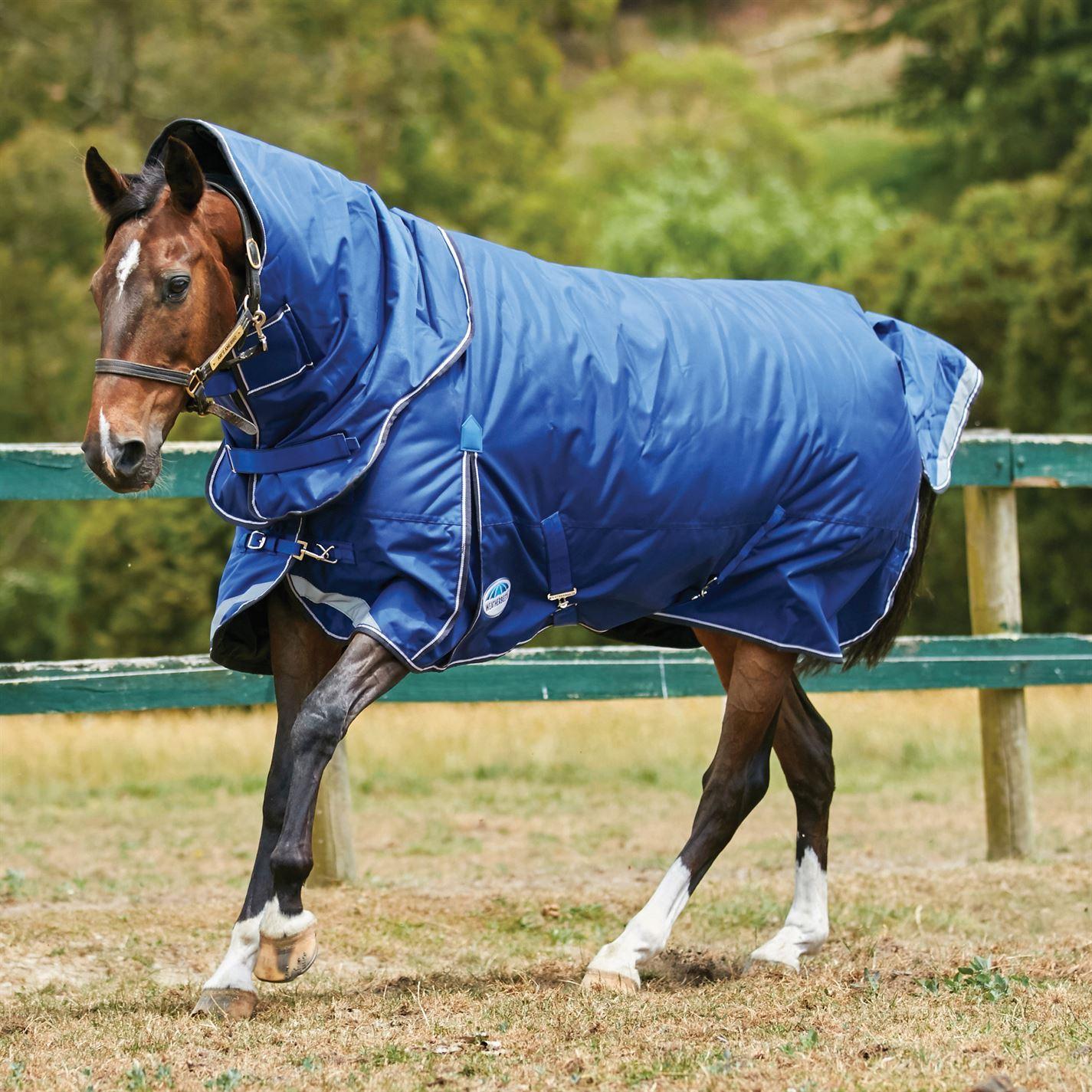 Weatherbeeta Unisex ComFiTec ComFiTec Unisex Ultra Tough Heavy Horse Rug Waterproof Breathable 491130