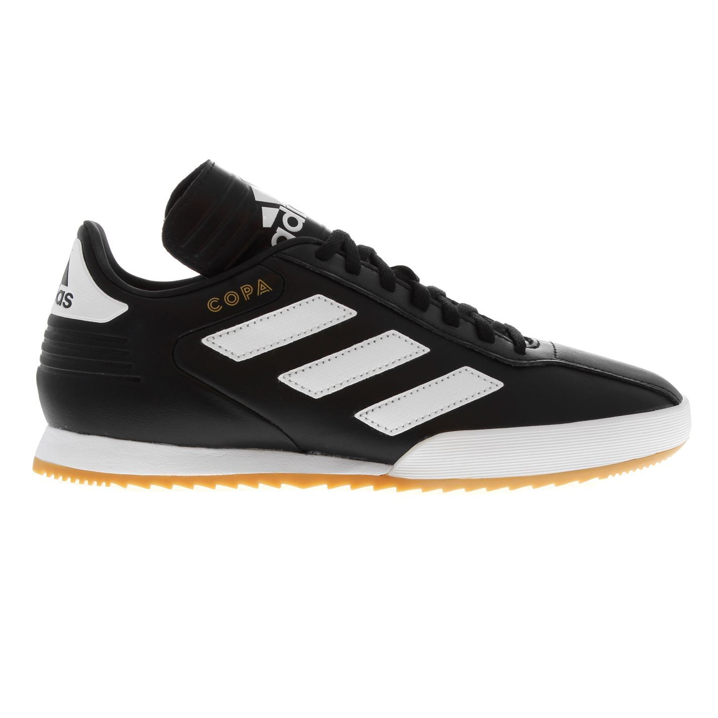 Adidas Up  Uomo Copa Super Leder Trainers Niedrig Lace Up Adidas Padded Ankle Collar Retro 6a10b9