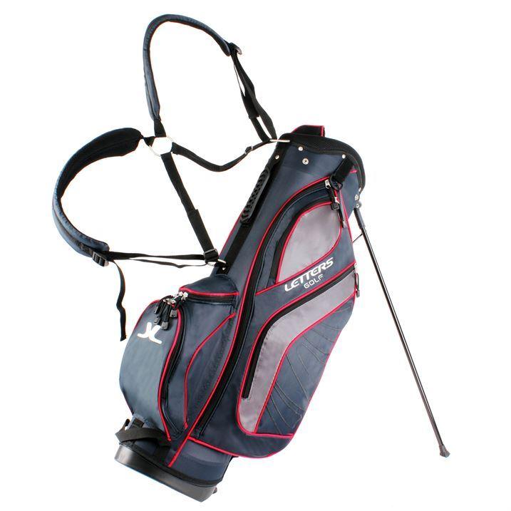 John Letter Golf Stand Bag Rain Cover Hood Training Sports Accessories