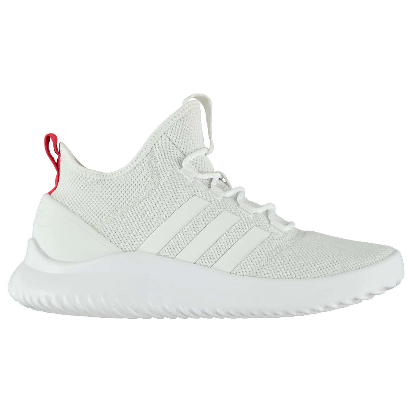 Adidas Homme Cloudfoam Ultimate B Ball Baskets Patins Lacets Knit Stretch-