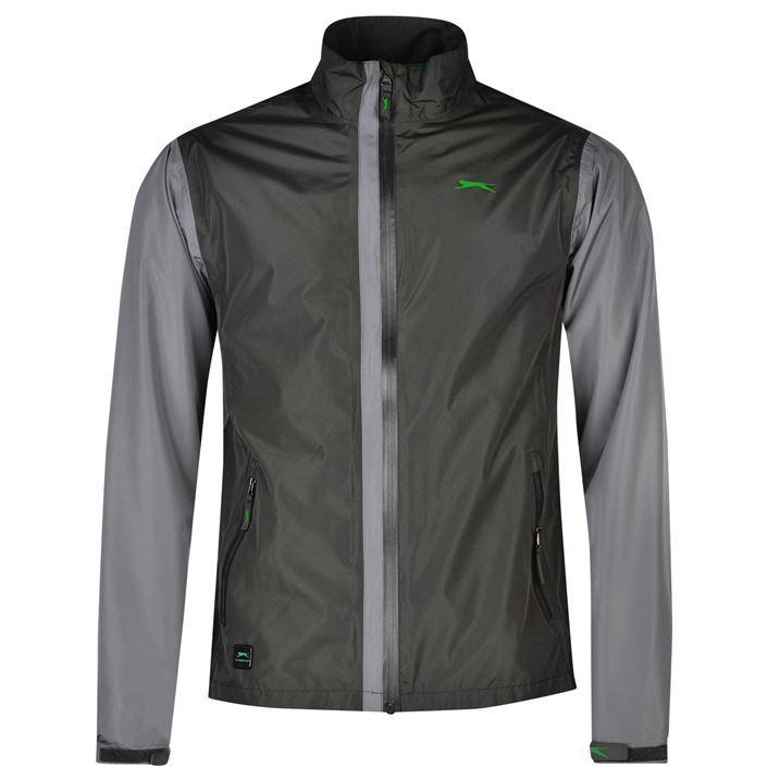 Slazenger-Mens-Gents-Waterproof-Golf-Jacket-Sport-Wear-Warm-Zipped-Clothing