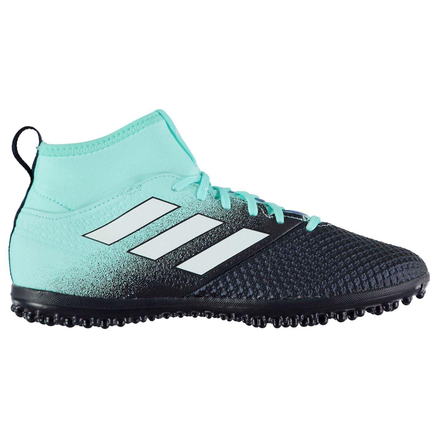 Adidas 17.3 para hombre Ace 17.3 Adidas primemesh Astro Turf Entrenadores De Fútbol Botas con Cordones de Punto 7c016b