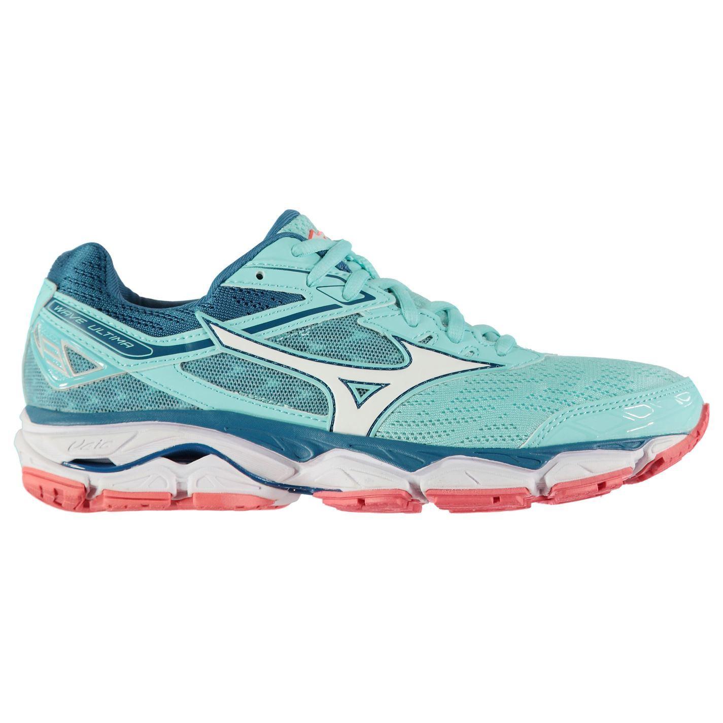 2e8700c567 Mizuno Womens Wave Ultima 9 Running Shoes Road