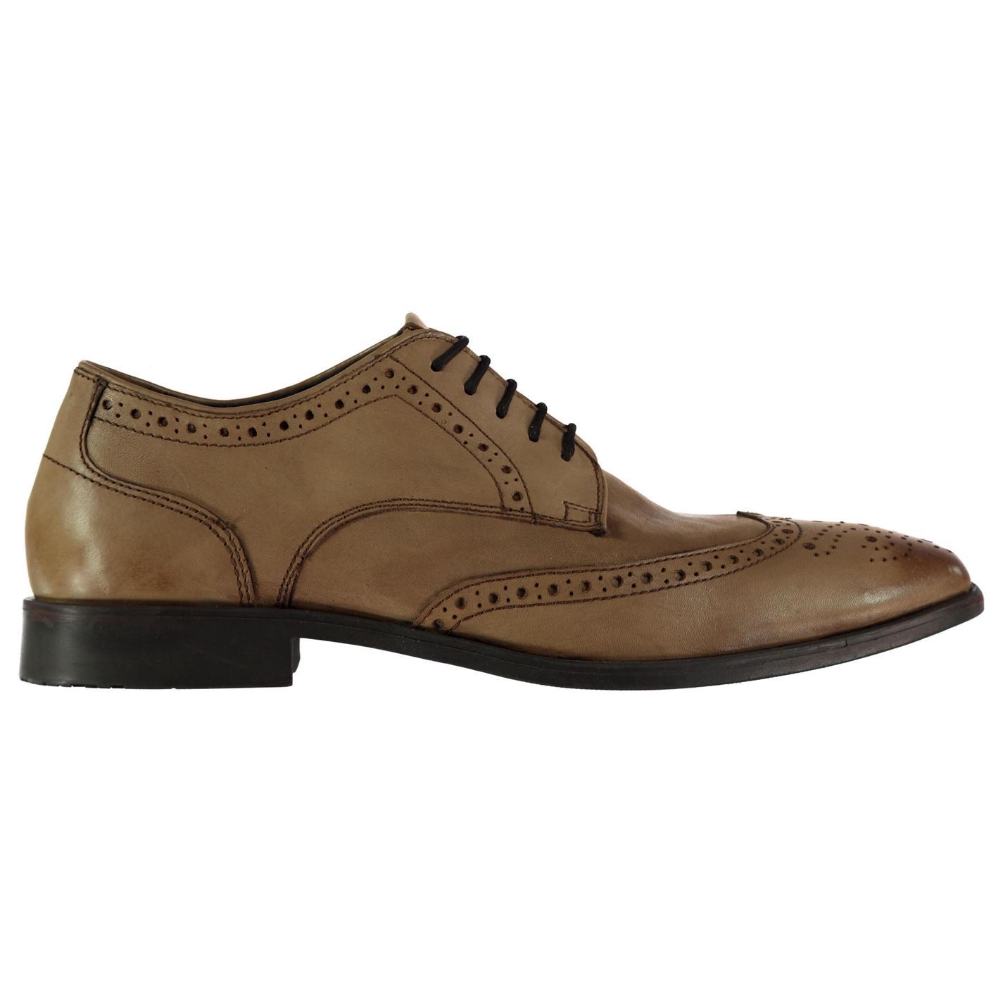 Ben Sherman Real Brogues  Herren Gents Laces Fastened Fastened Laces 72f181