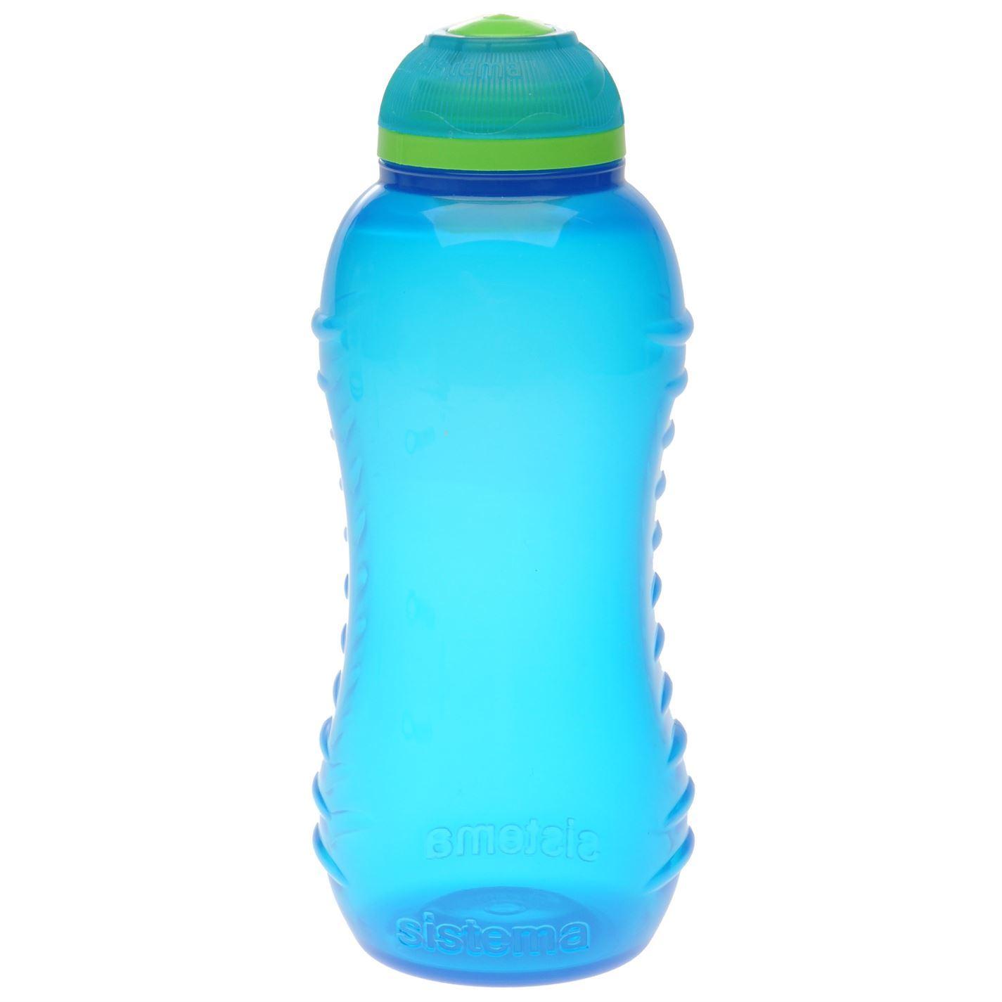 e9133def4c Sistema Unisex Twist Top Sip Bottle Water | eBay