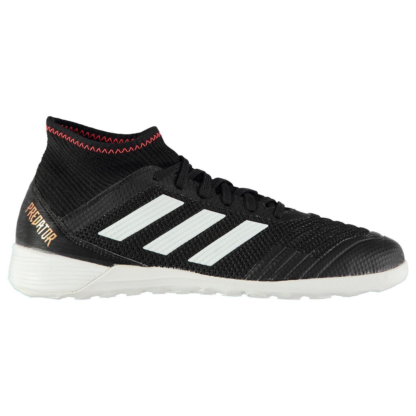 ba1cc94f adidas Mens Predator Tango 18.3 Indoor Football Trainers Boots Lace Up Mesh