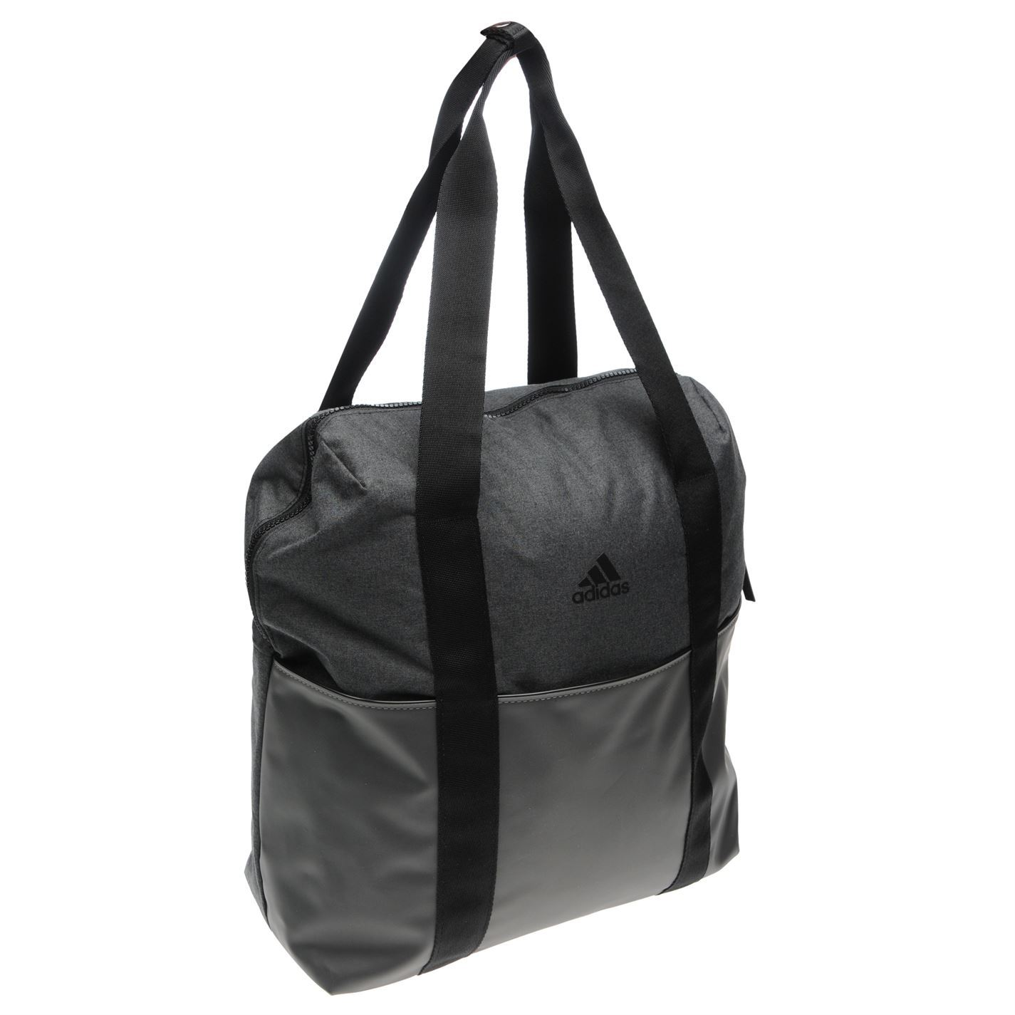 d618a607a0 This adidas Training ID Tote Bag is perfect for taking to the gym thanks to  the large main compartment