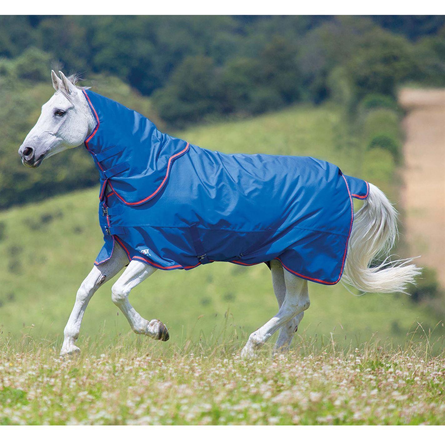 Shires Tempest Original 100g Combo Unisex Horse Horse Horse Rug Water Repellent Ventilated c74574