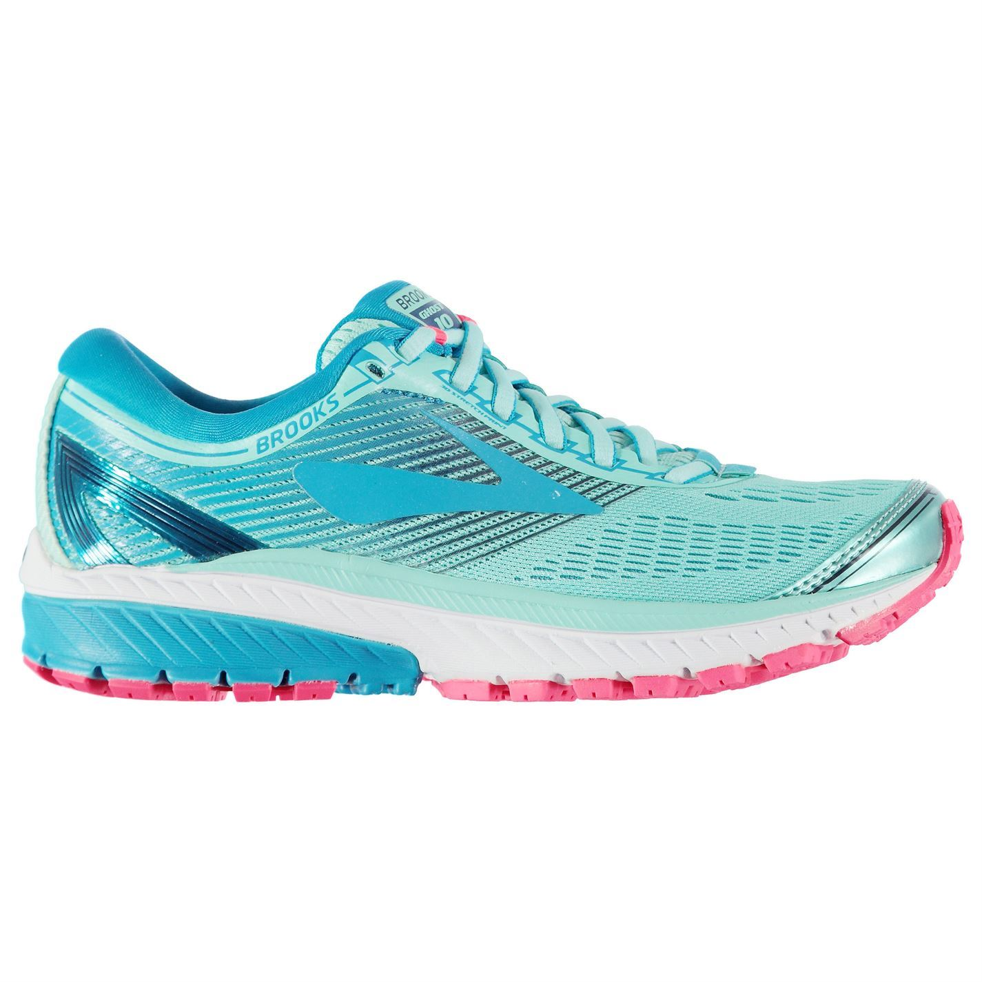 8e856c7a27c01 Brooks Ghost 10 Running Shoes Road Womens