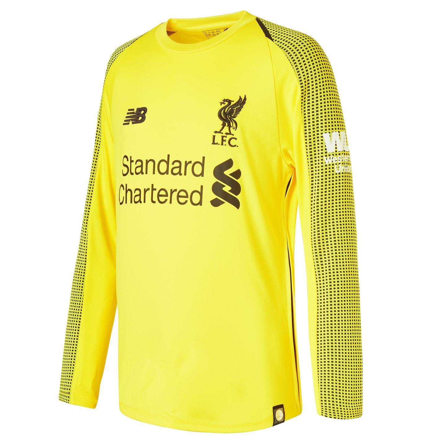 new balance liverpool home shirt 2018 2019 junior