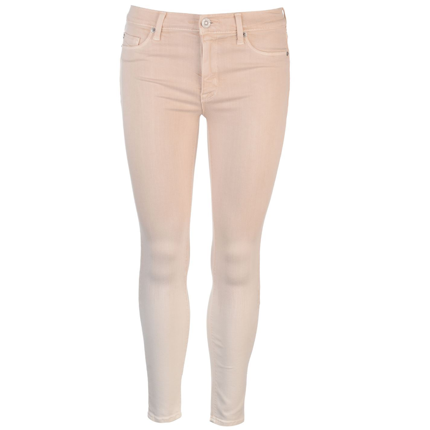 Hudson-Jeans-Womens-Nico-Ankle-Skinny-Pants-Trousers-Bottoms