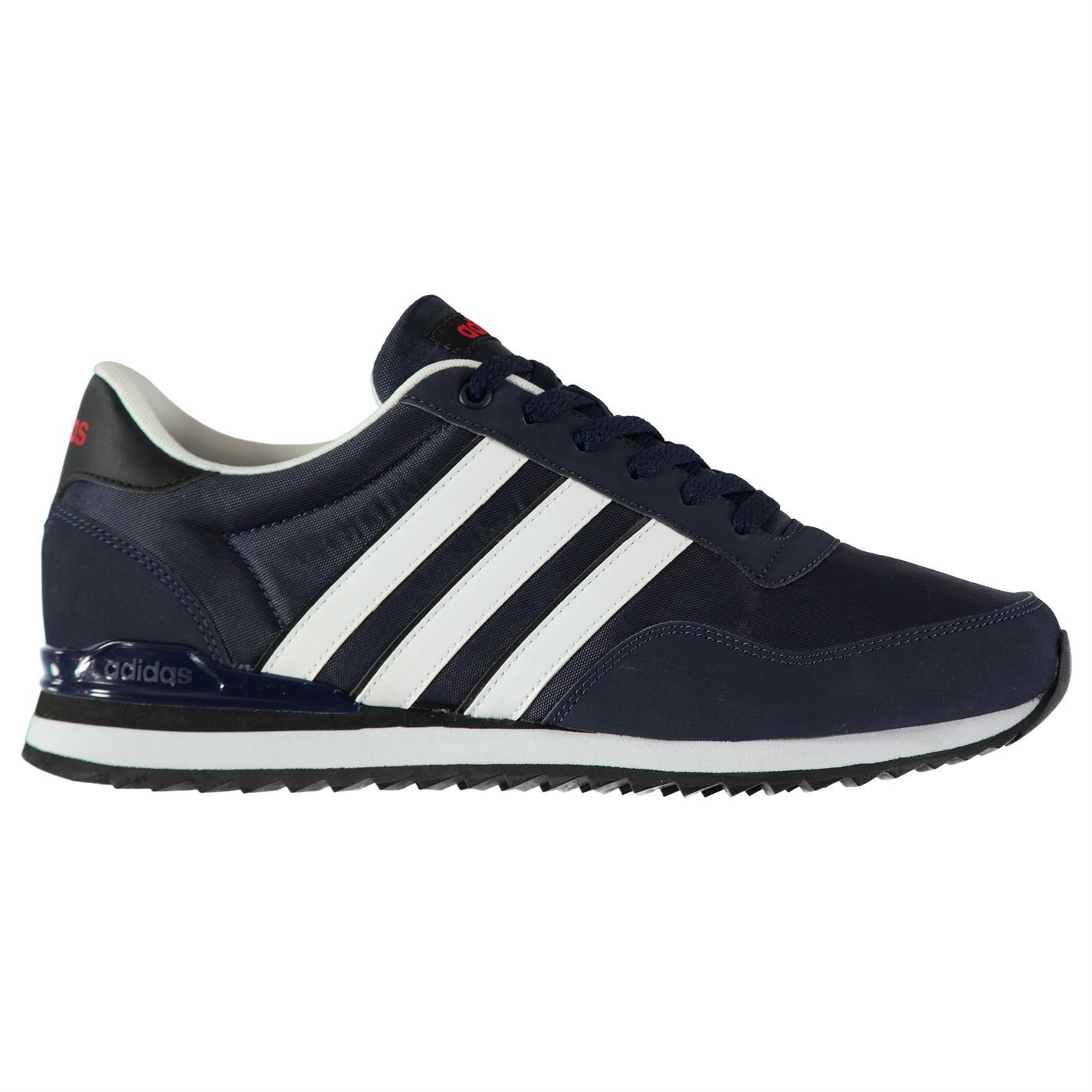 Mens-adidas-Jogger-Classic-Nylon-Trainers-Runners-Lace-Up-Tonal-Stitching-New