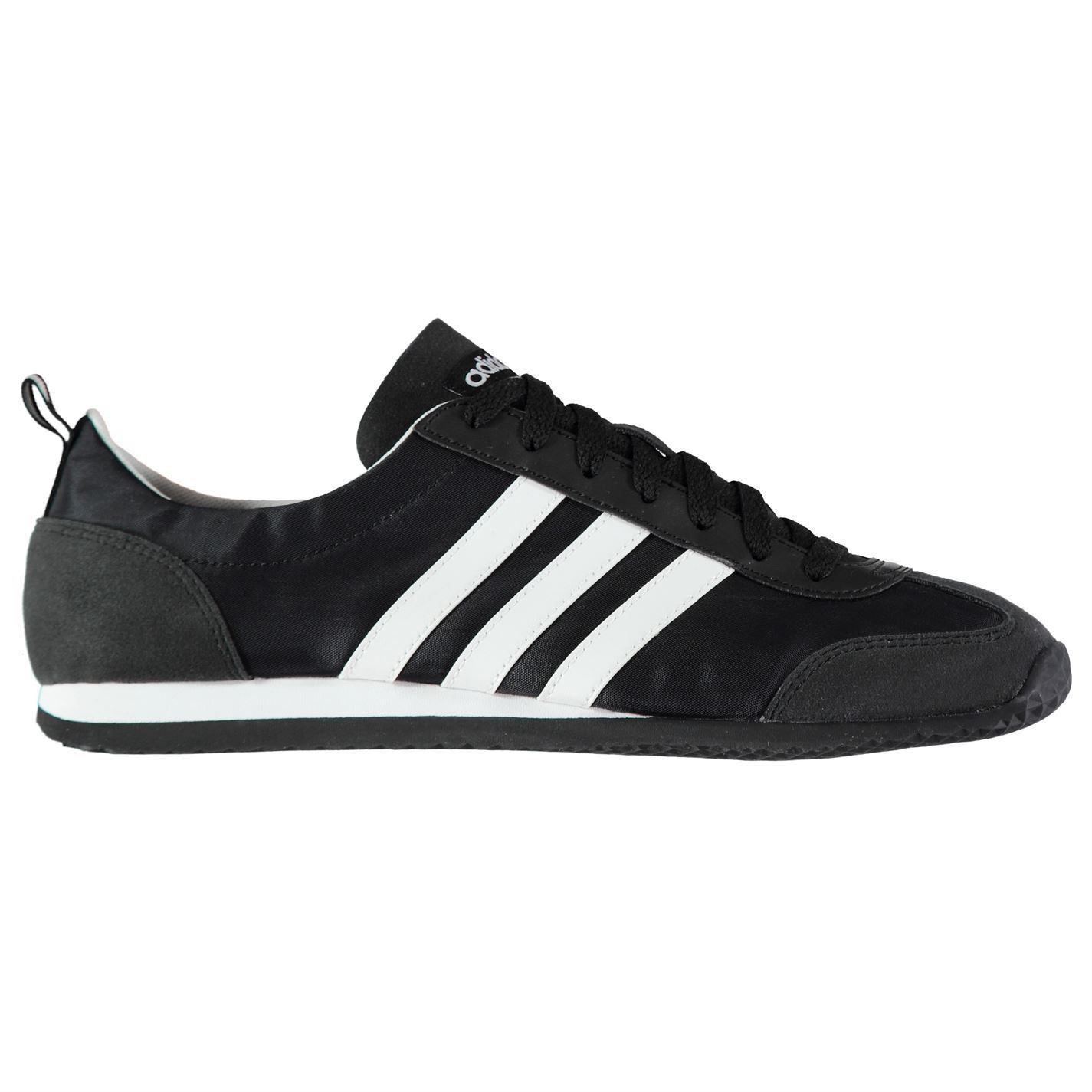 Adidas Vs Jog Shoes Nylon