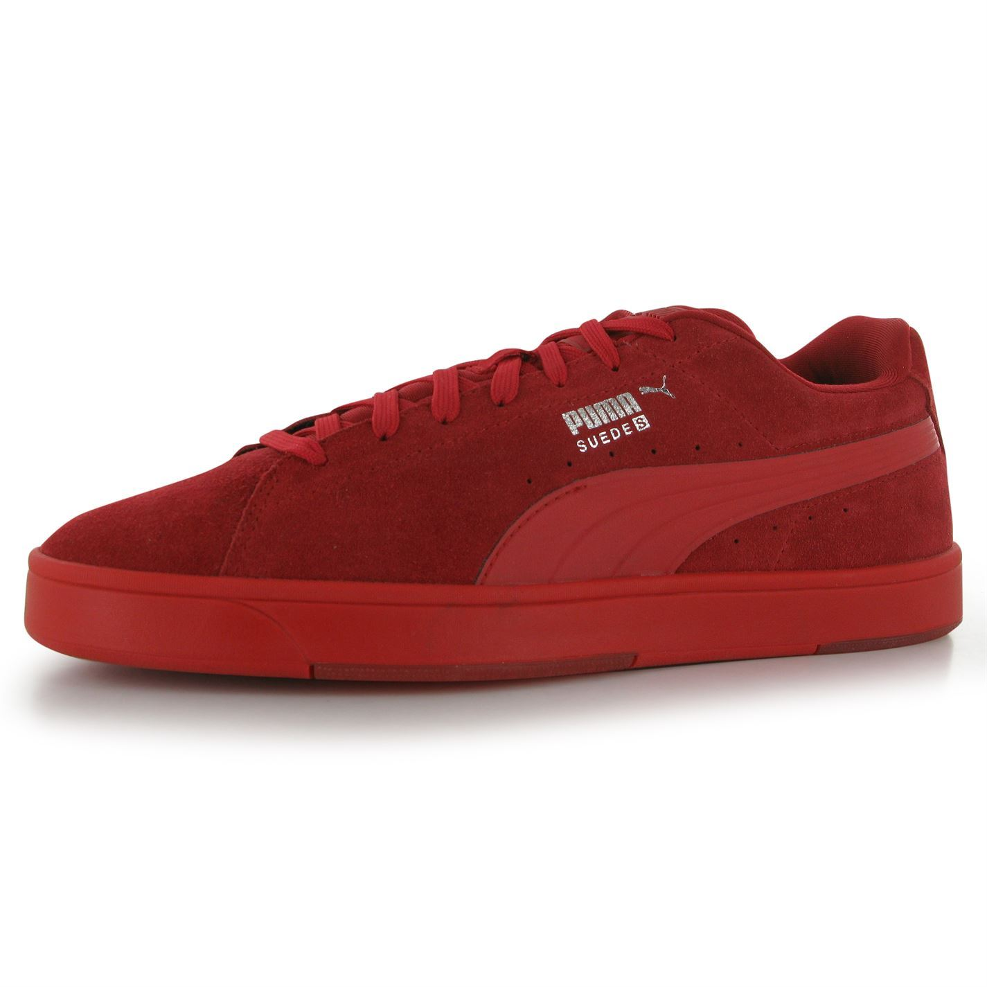 Puma Gents  Uomo Suede Sneakers Trainers Schuhes Cushioned Ankle Collar Laced Schuhes Trainers Pumps a49361