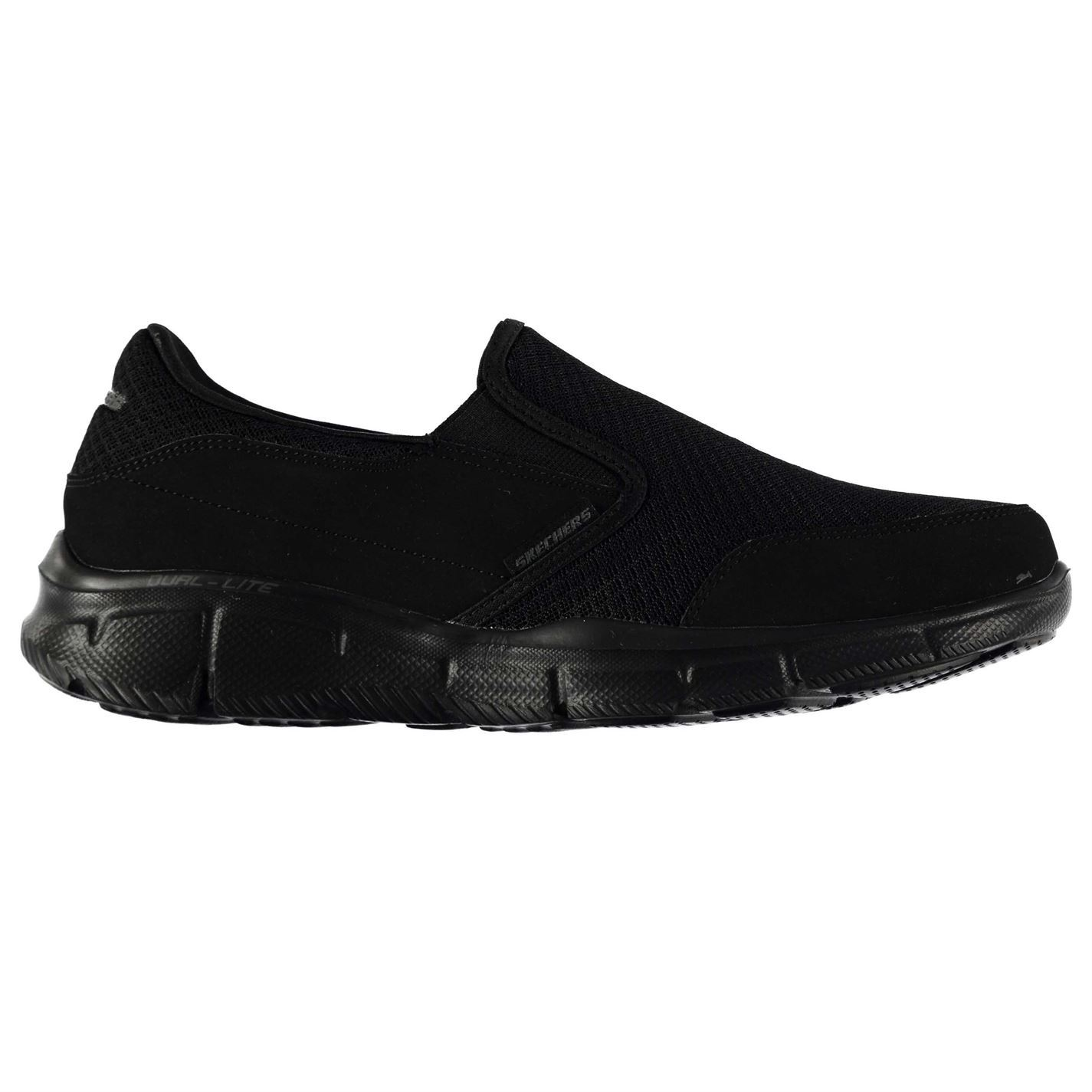 Skechers  Uomo Equaliz Per Casual Schuhes Slip On Trainers Casual Per Sneakers e54daf