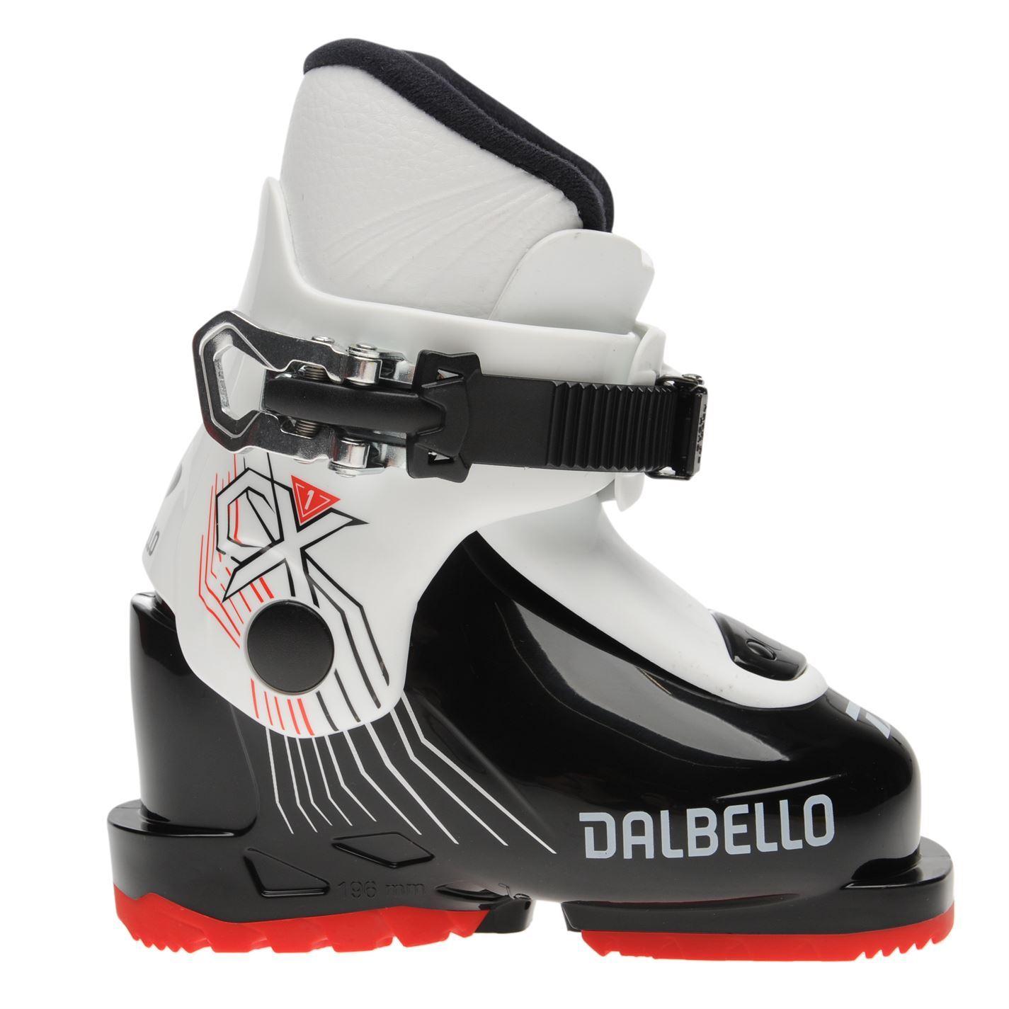 DALBELLO DALBELLO DALBELLO CX1 YOUNGSTER Scarponi da sci per bambini Fibbia 9f5c60