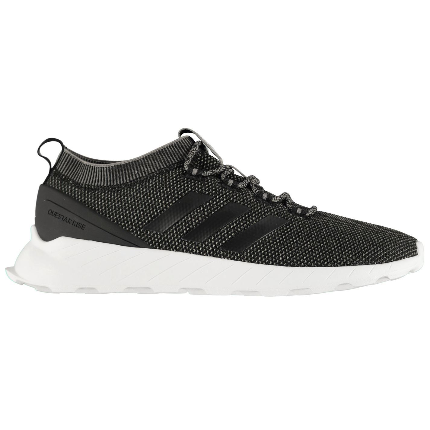 adidas Mens Questar Rise Trainers Runners Lace Up Breathable ... c6ab3b87f2eb
