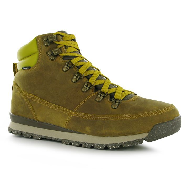 the north face mens walking boots