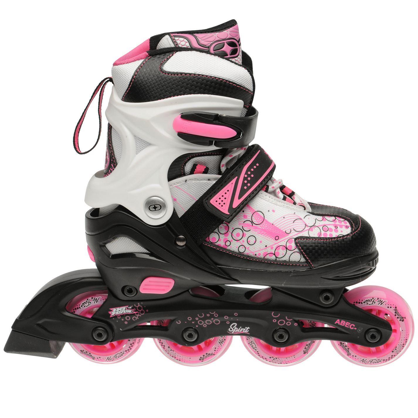 Roller Blades For Girls No Fear Kids Children ...