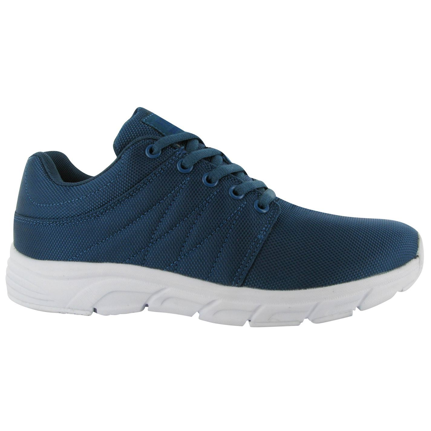 Fabric-Womens-Ladies-Reup-Runner-Trainers-Lace-Up-