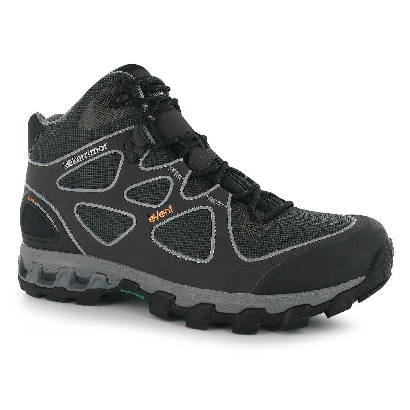Karrimor Gents  Uomo Stiefel Ksb Cougar Walking Hiking Stiefel Uomo Sport Laced Schuhes Waterproof a47bf6
