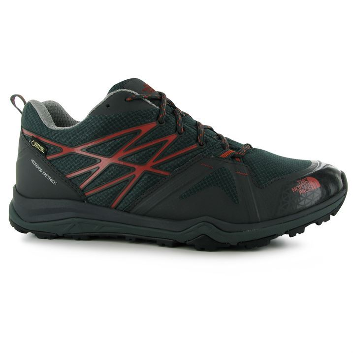 The North Face Mens Hedgehog GTX Low Shoes Outdoor Walking ...