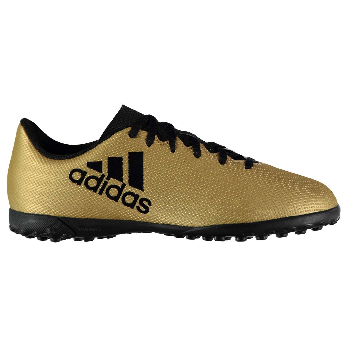 0d0b2e5cf adidas Kids X Tango 17.4 Childs Astro Turf Trainers Football Boots Lace Up