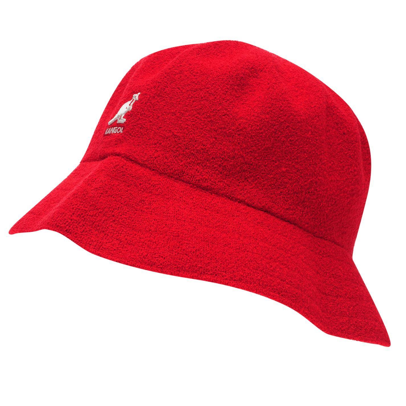 Kangol Boucle Bucket Hat Mens Gents | eBay