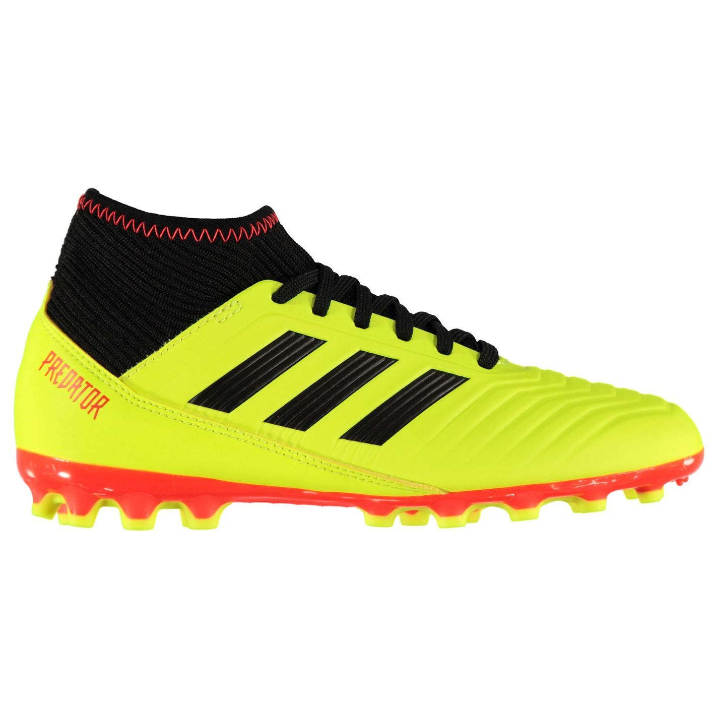 online store 007a0 08bb0 Image is loading adidas-Kids-Boys-Predator-18-3-Childs-AG-