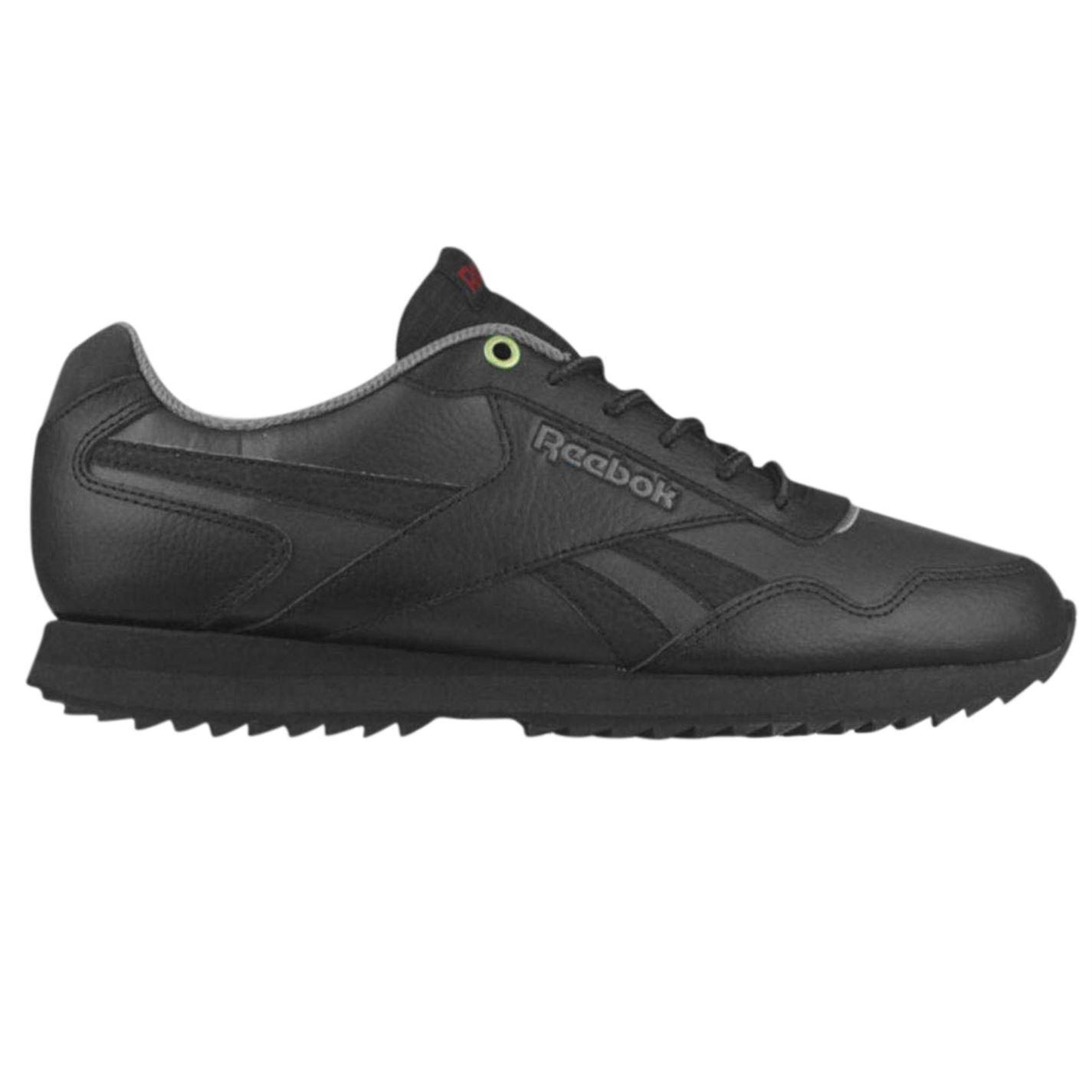 Glide Black darkgrey Sneaker Lacci Royal uomo fissati Mens da Runner Gents Ventilated Reebok 6q5wPxq