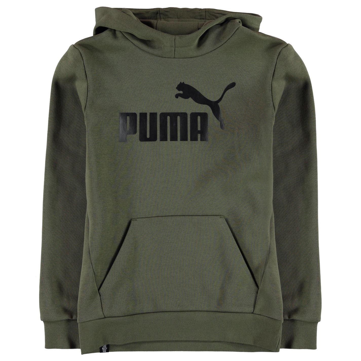 boys sweat jacket puma