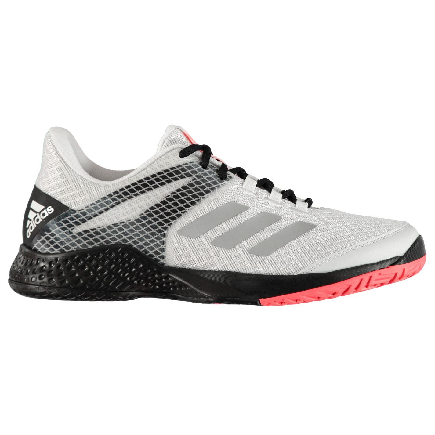 adidas adizero Club 2 Trainers Mens The adidas adizero Club 2 Trainers give  you the upper crust of on-court play 91d504f9c98a