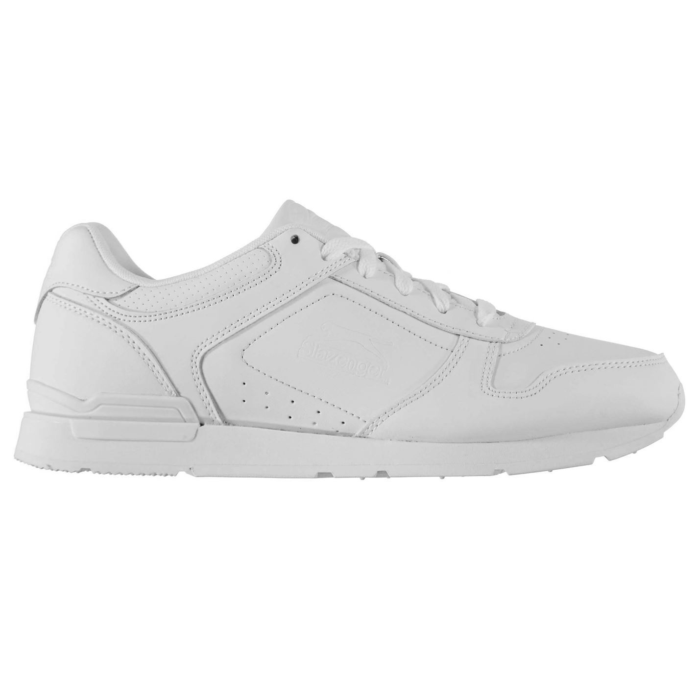 d218b00082a2 Image is loading Slazenger-Classic-Trainers-Pumps-Running-Sneakers-Gents- Mens