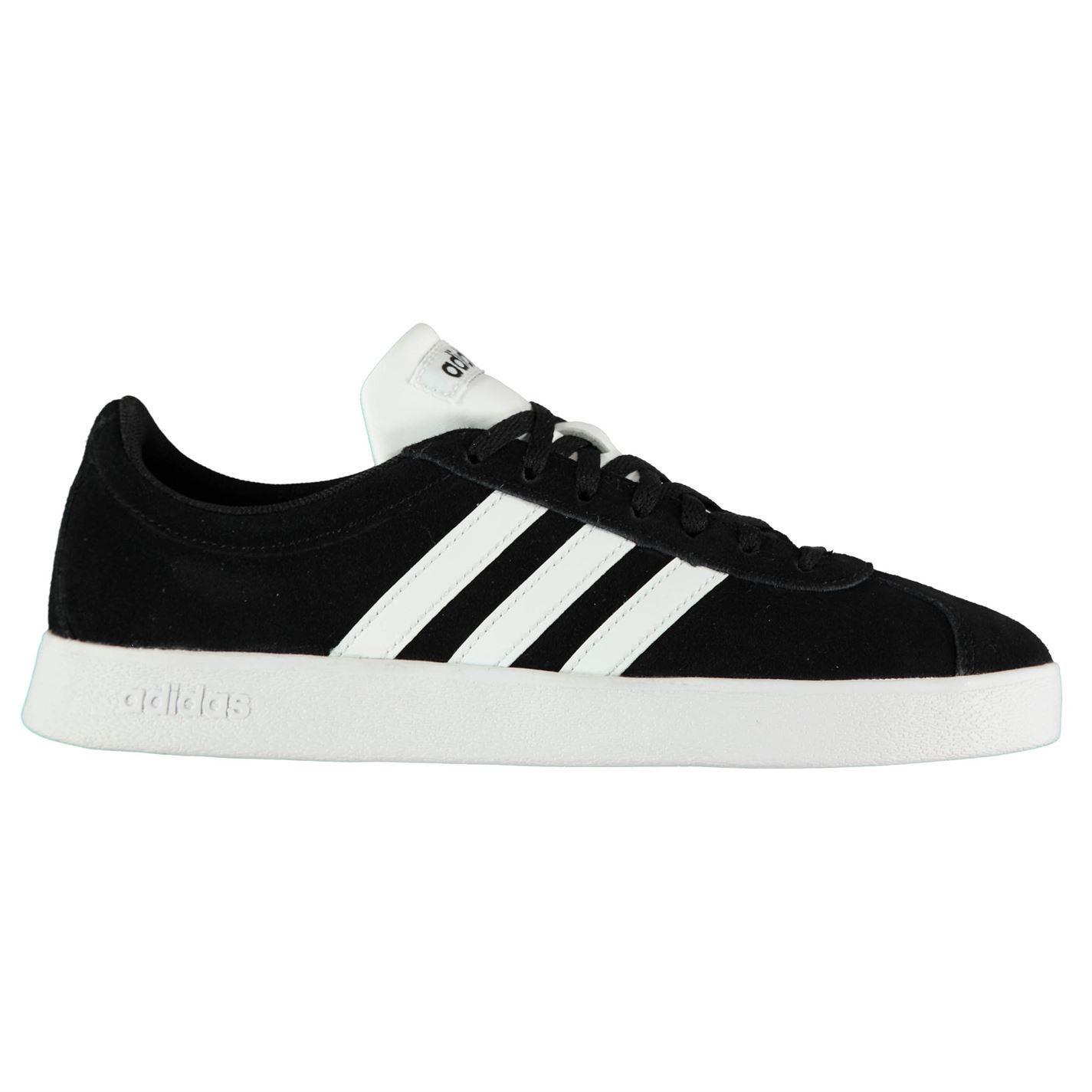 scarpe da uomo scarpe adidas vl corte da9853 uk 9 ebay
