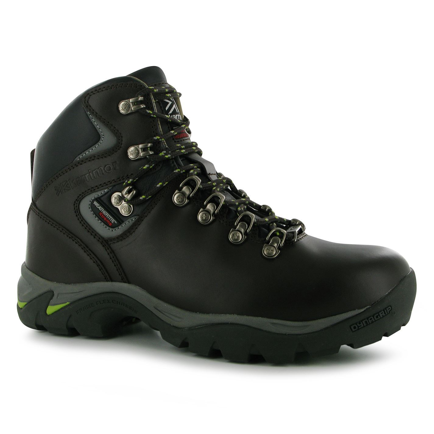 Karrimor-Skido-Hiking-Leather-Walking-Boots-Lace-Up-Ladies