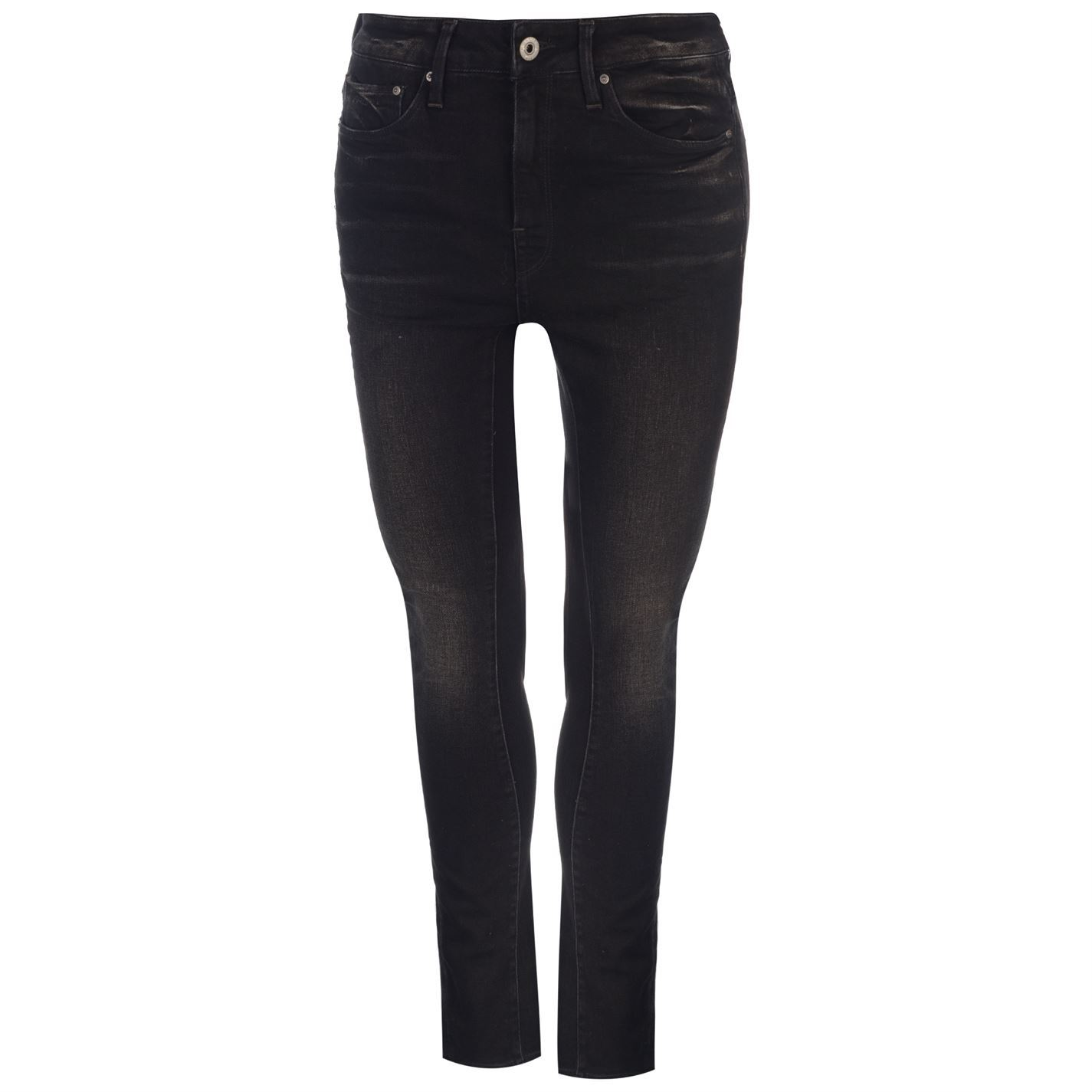 G-Star-Mens-3301-Attacc-Low-Boyfriend-Jeans-Straight-Pants-Trousers-Bottoms