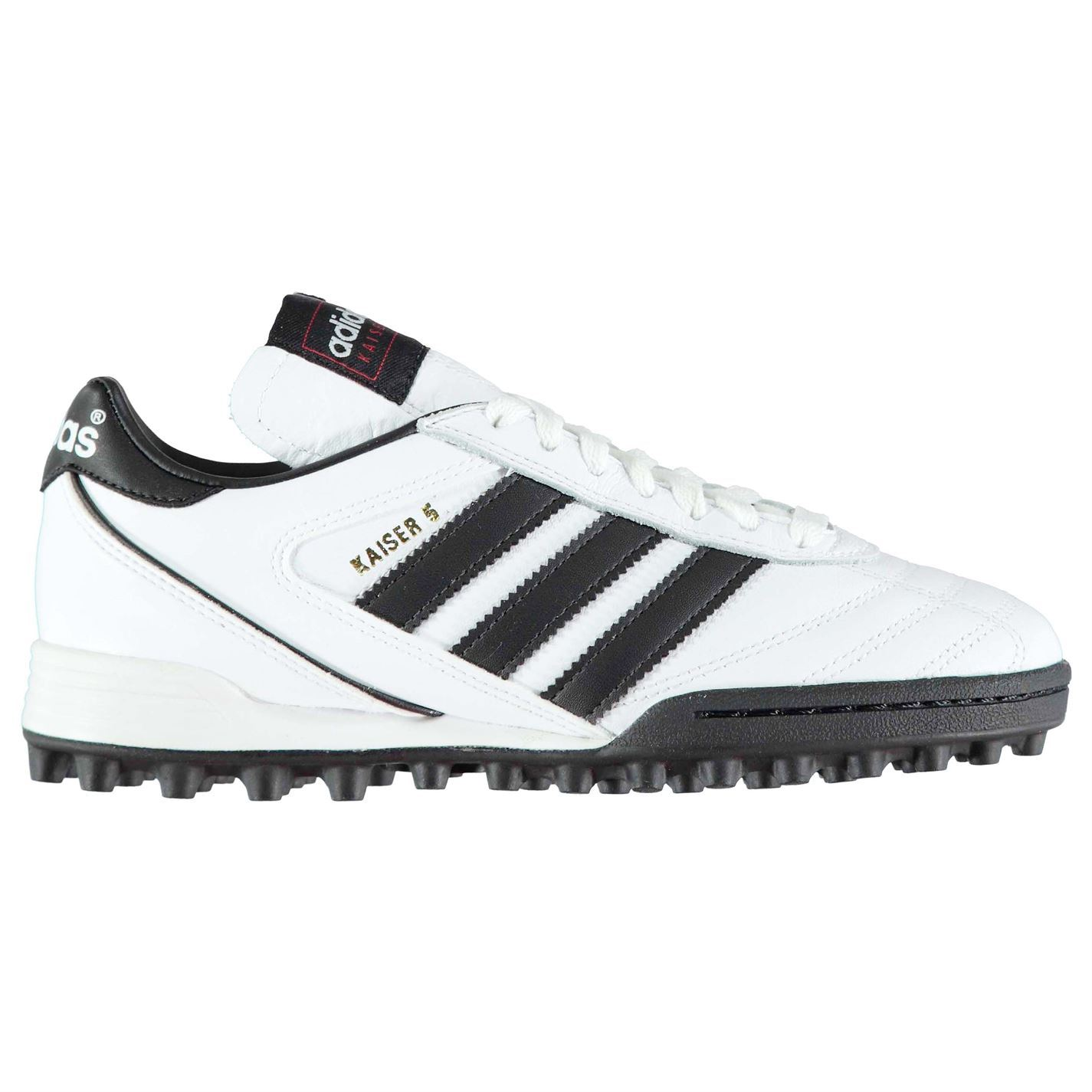 adidas kids kaiser 5 junior astro turf football boots trainers lace up shoes ebay. Black Bedroom Furniture Sets. Home Design Ideas