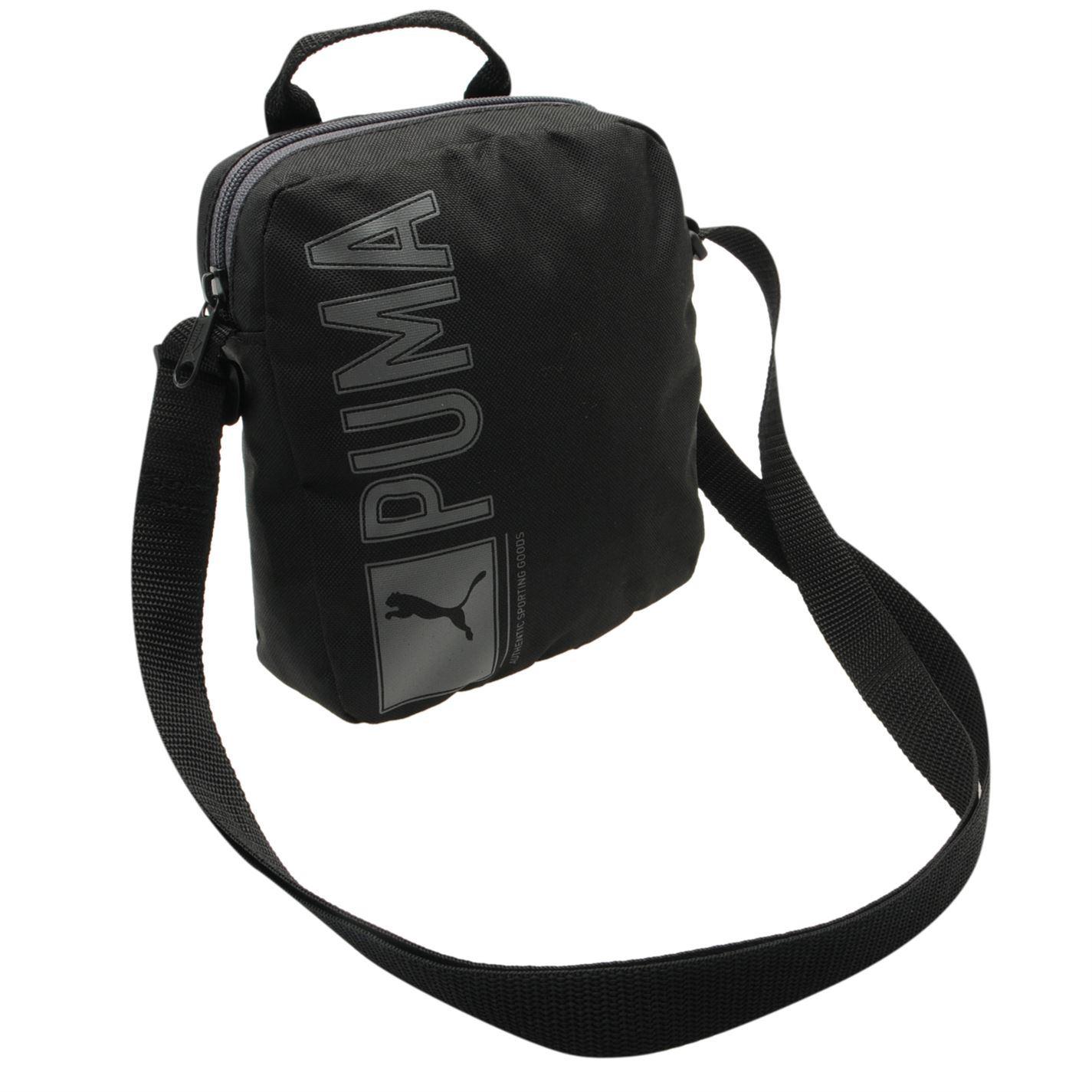 Puma Unisex Pioneer Portable 72 Shoulder Messenger Cross Body ... 66b6b03e88