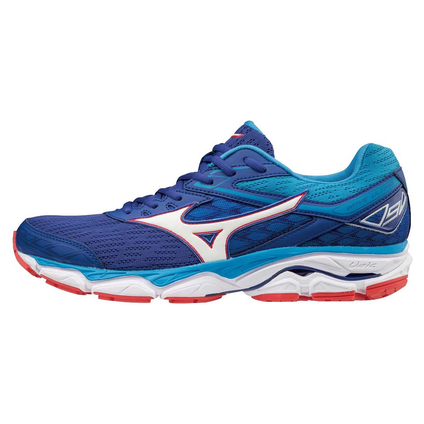 8cec30e759 Mizuno Mens Wave Ultima 9 Running Shoes Road Breathable Lightweight ...