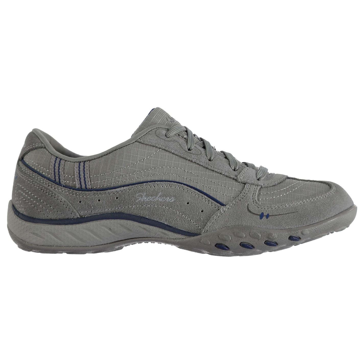Skechers Act Overlay Just Relax Damenschuhe Schuhes Overlay Act Laces Fastened Footwear 1835bd
