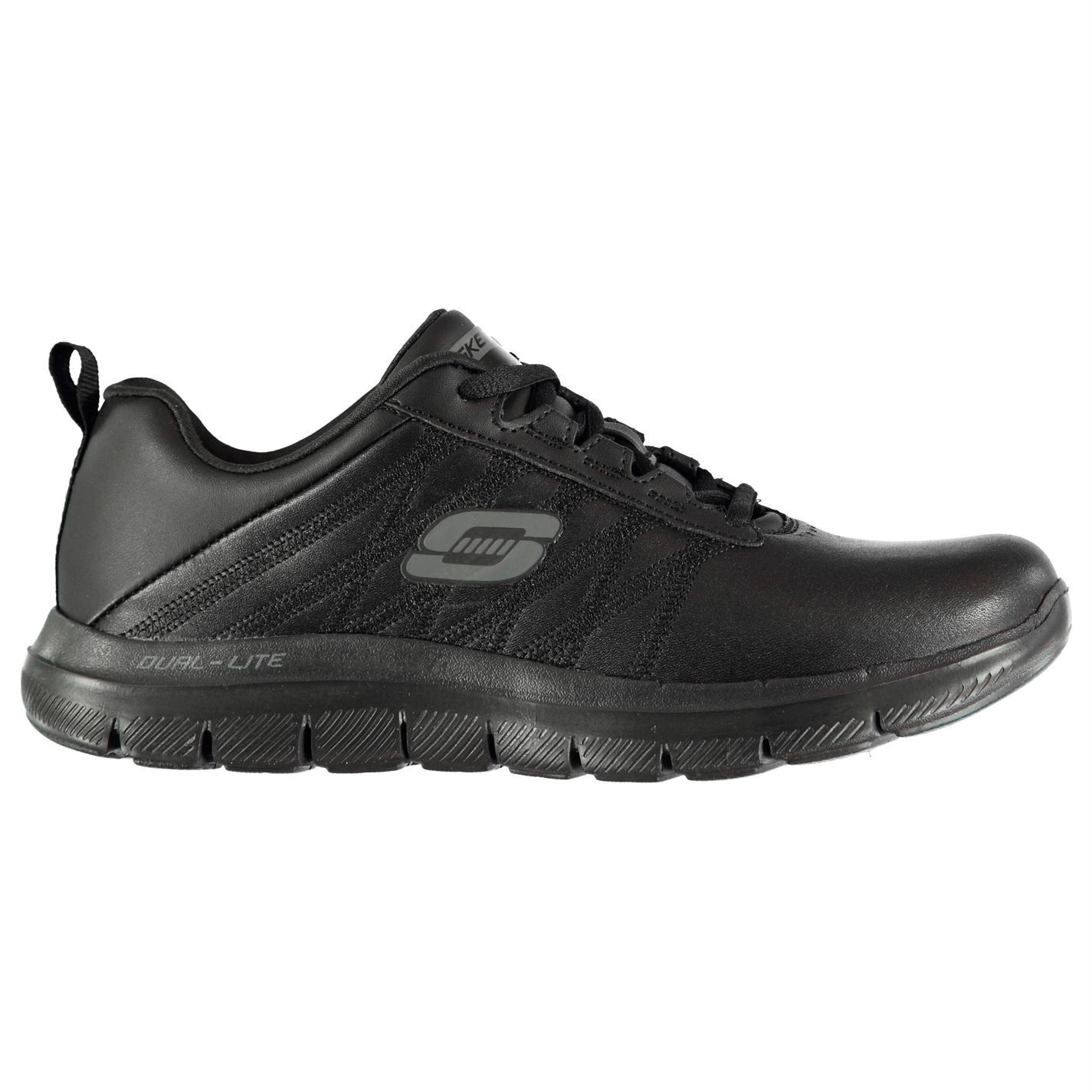 Skechers Damenschuhe Flex Appeal 2.0 Trainers Runners Lace Up Padded Ankle Collar