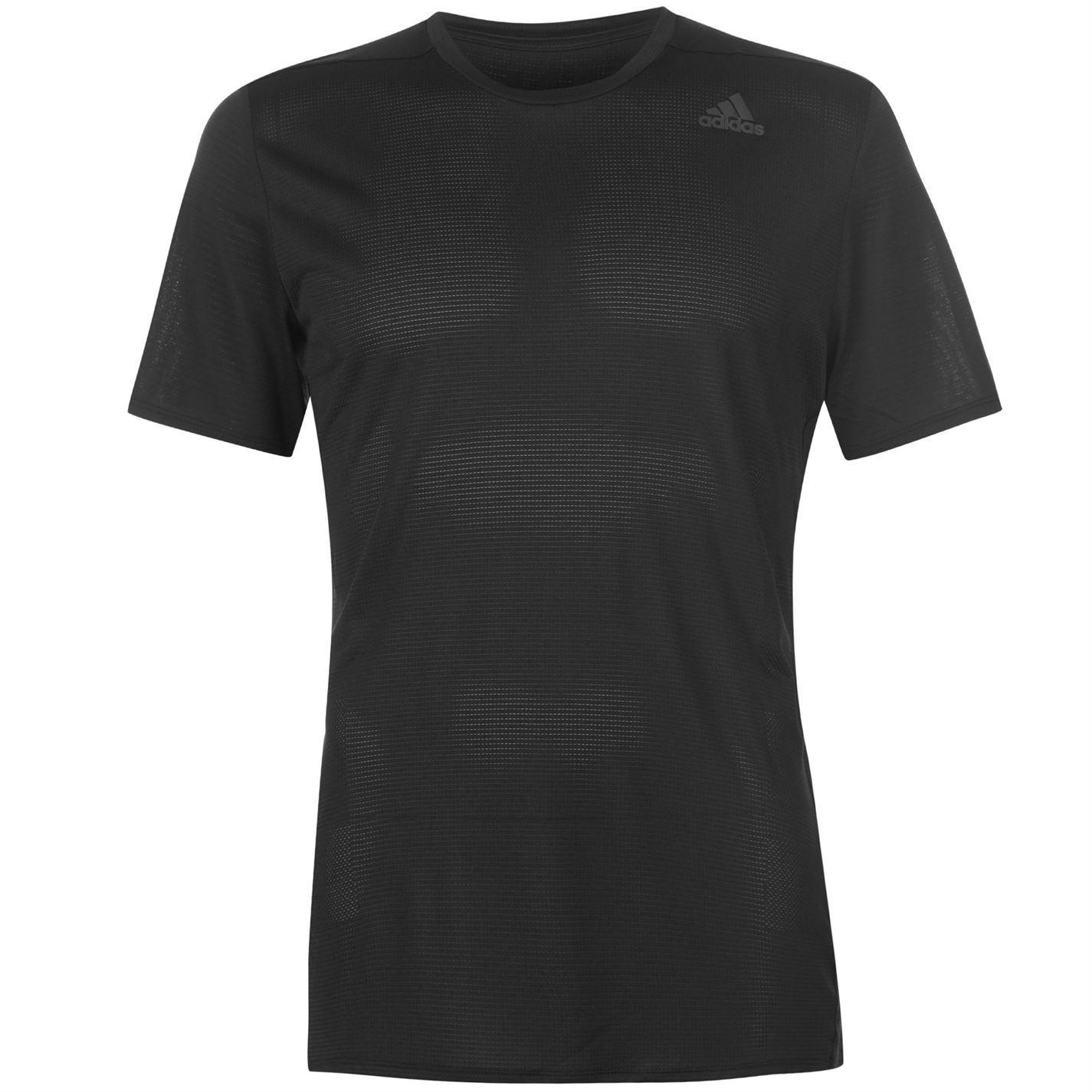 adidas Herren Snova SS T-Shirt Kurzarm Performance Shirt