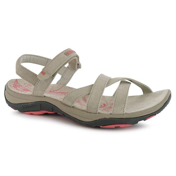 Karrimor Ladies Womens Salina Leather Outdoor Sandals